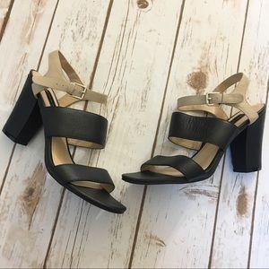 108a1fd0394 Steve Madden Shoes - STEVE MADDEN Carisa triple strap chunky sandal